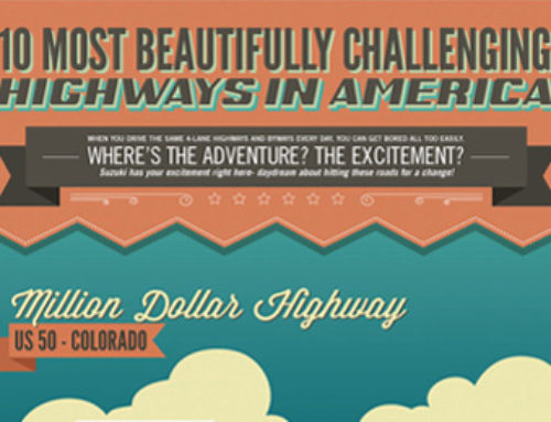 The 10 Most Beautifully Challenging Highways in America