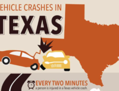 Vehicle Crashes in Texas