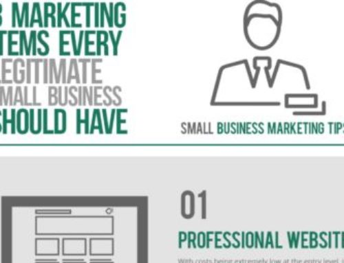 8 Marketing Items for Small Businesses