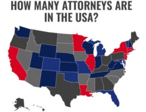How Many Attorneys are in the USA