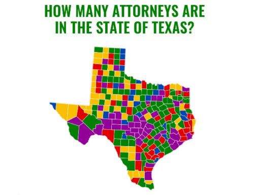 How Many Attorneys Are In The State Of Texas?