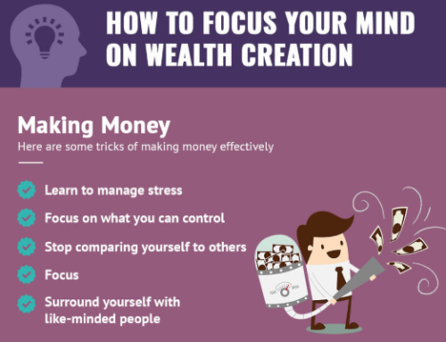 How to Focus on Wealth Creation