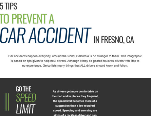 5 Tips to Prevent Auto Accidents in Fresno, Ca