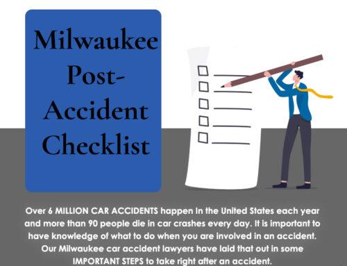 Milwaukee Post-Accident Checklist