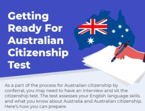 Get Ready For Your Australian Citizenship Test