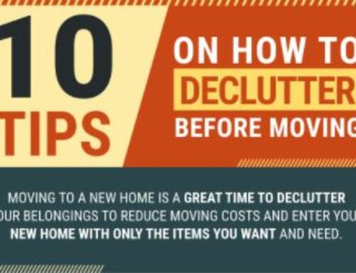 Declutter This Area Before Moving to Prevent Extra Costs and Delays!
