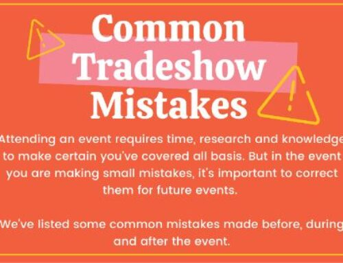 Common Tradeshow Mistakes