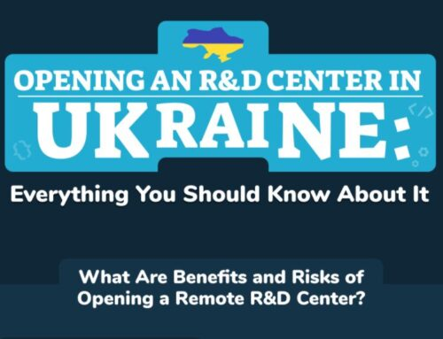 How to Establish an R&D Center in Ukraine